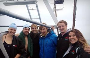 Cambridge Channel Team 2014