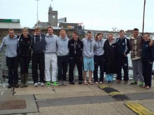 Cambridge and Oxford Teams 2014