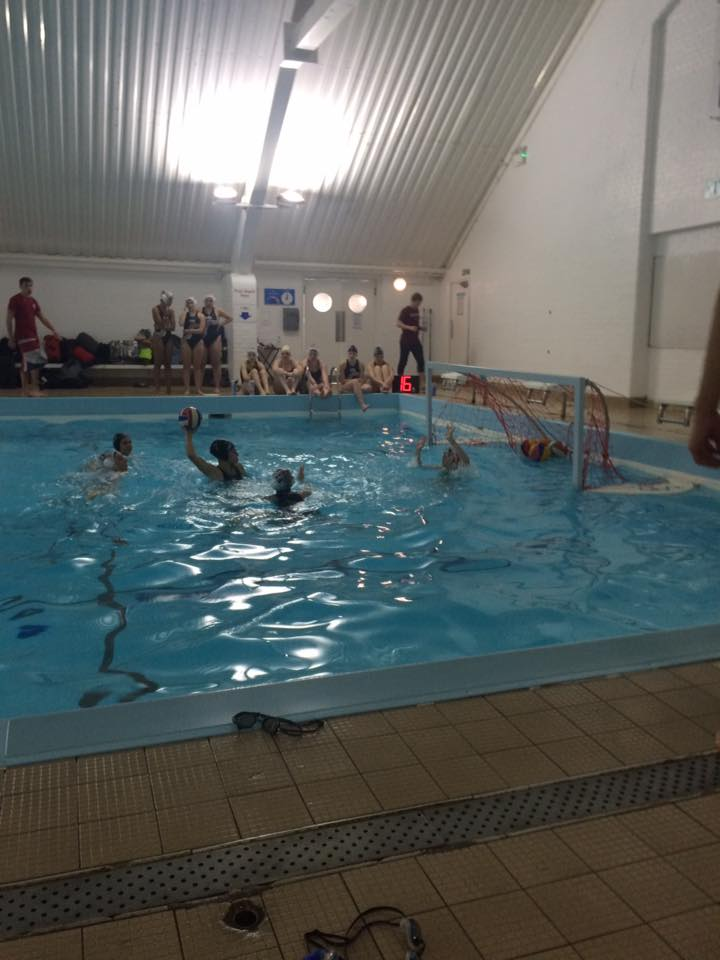 October 2016 Cambridge University Swimming And Water Polo Club