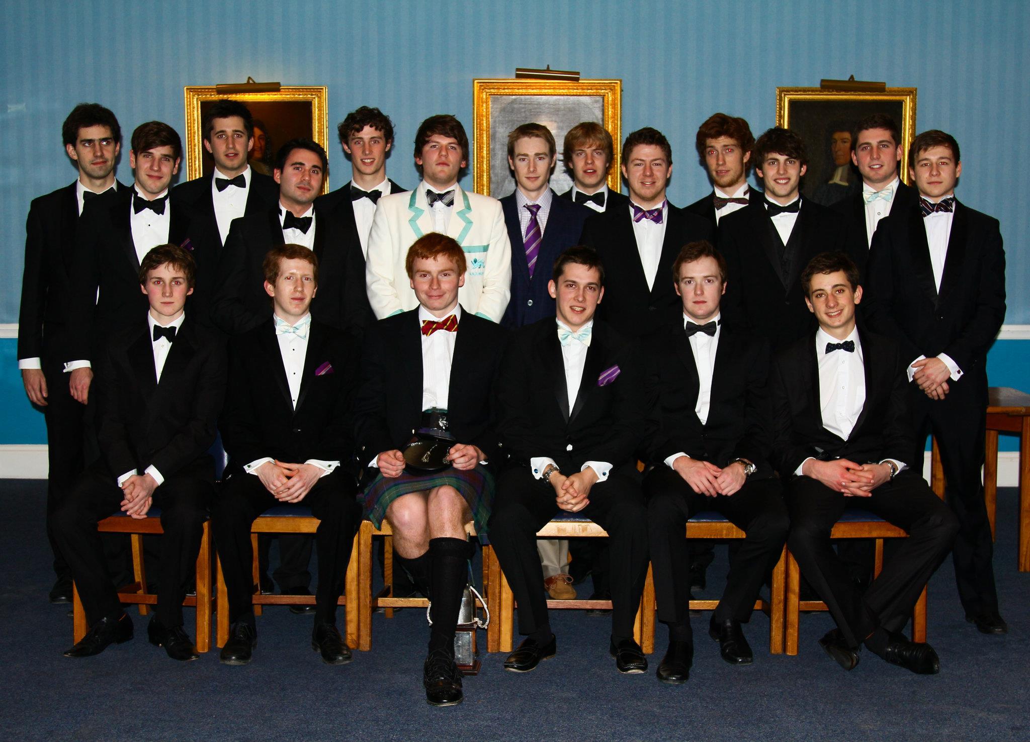 CU Men 2012