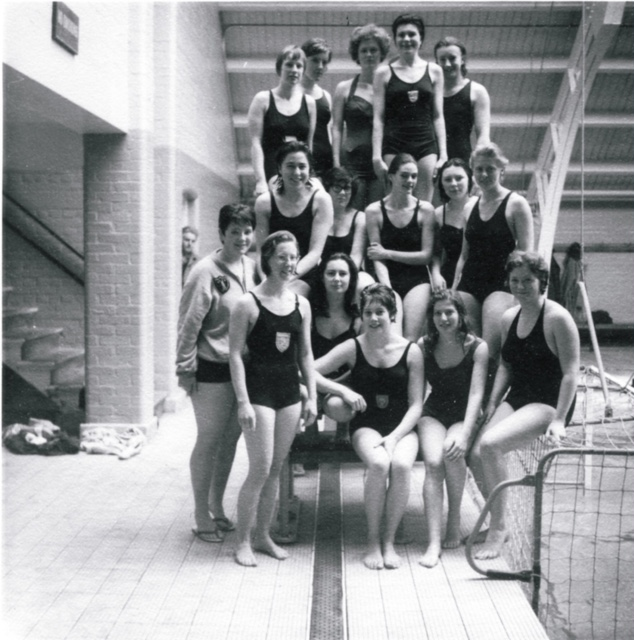CUSC&OUSC Ladies 1964