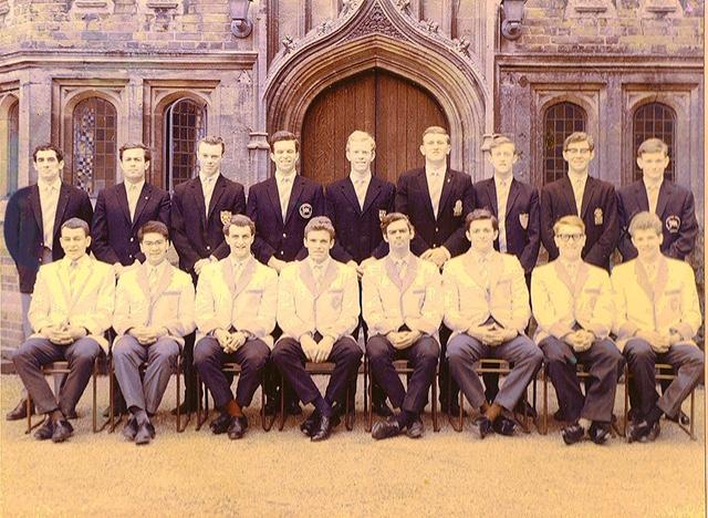 CUSWPC team 1964