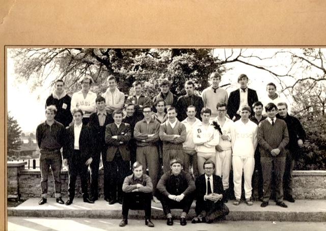 CUSWPC team 1967