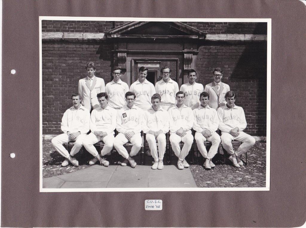 CUSWPC team June 1965