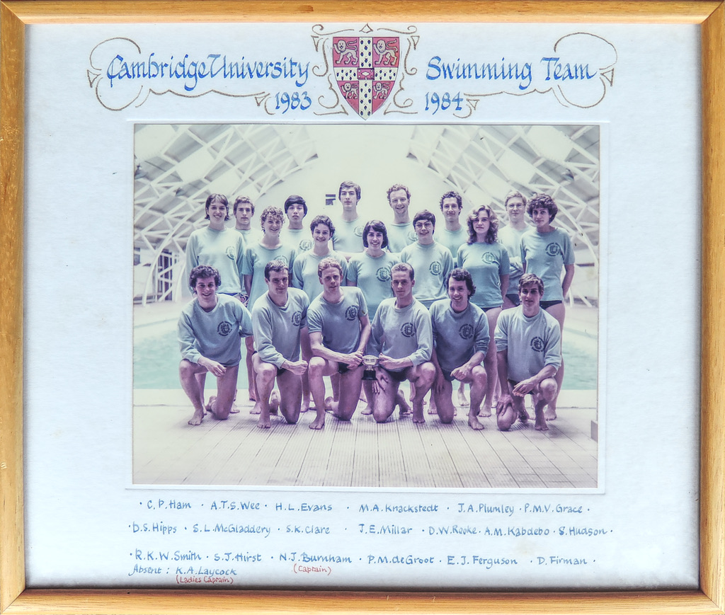 Cambridge University Swimming and Water Polo Club