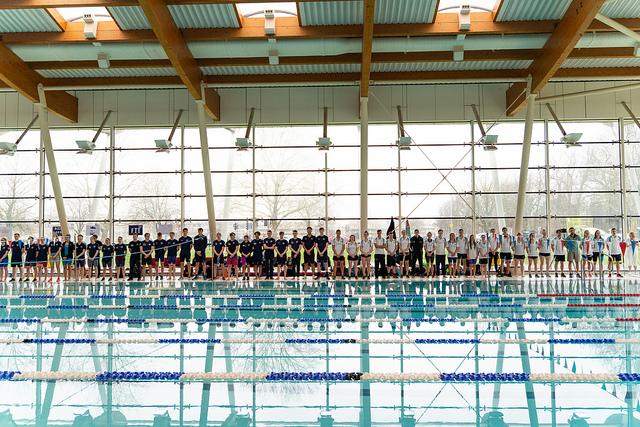 Swim Varsity 2019