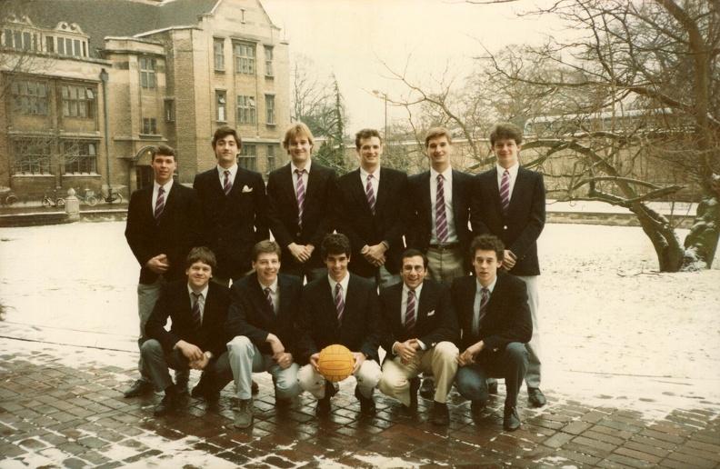 Men's Water Polo 1990