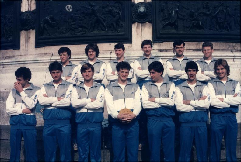 Men's Water Polo in London 1989-90