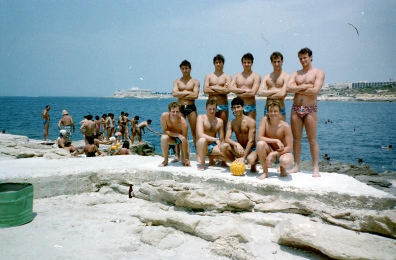 Water Polo Tour 1986